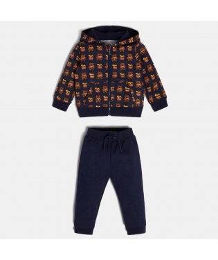 COMPLETO BAMBINO SET HODDED LS ACTIVE TO