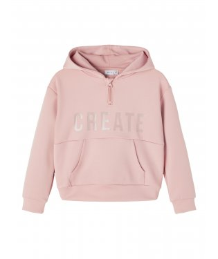 NKFLICN LS SWEAT PULLOVER WH UNB